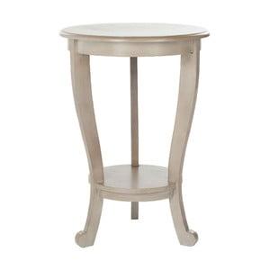 Odkladací stolík Pedestal Vintage Gray