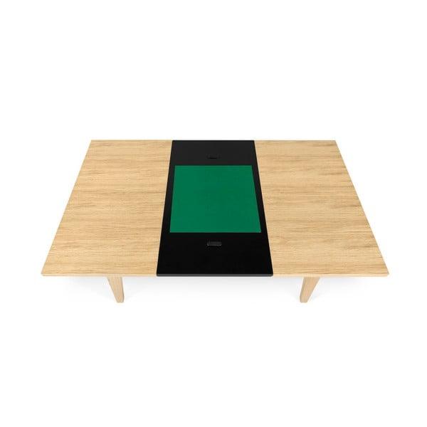 Konferenčný stolík v dekóre orechového dreva TemaHome Lime