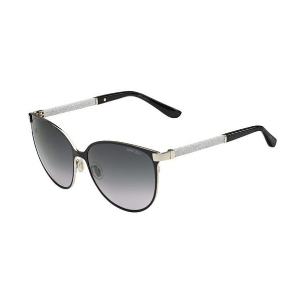 Slnečné okuliare Jimmy Choo Posie Glitter/Grey