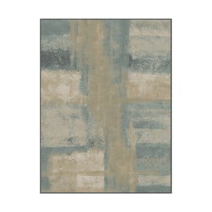 Sivý koberec Last Deco Evelyn, 300 x 200 cm