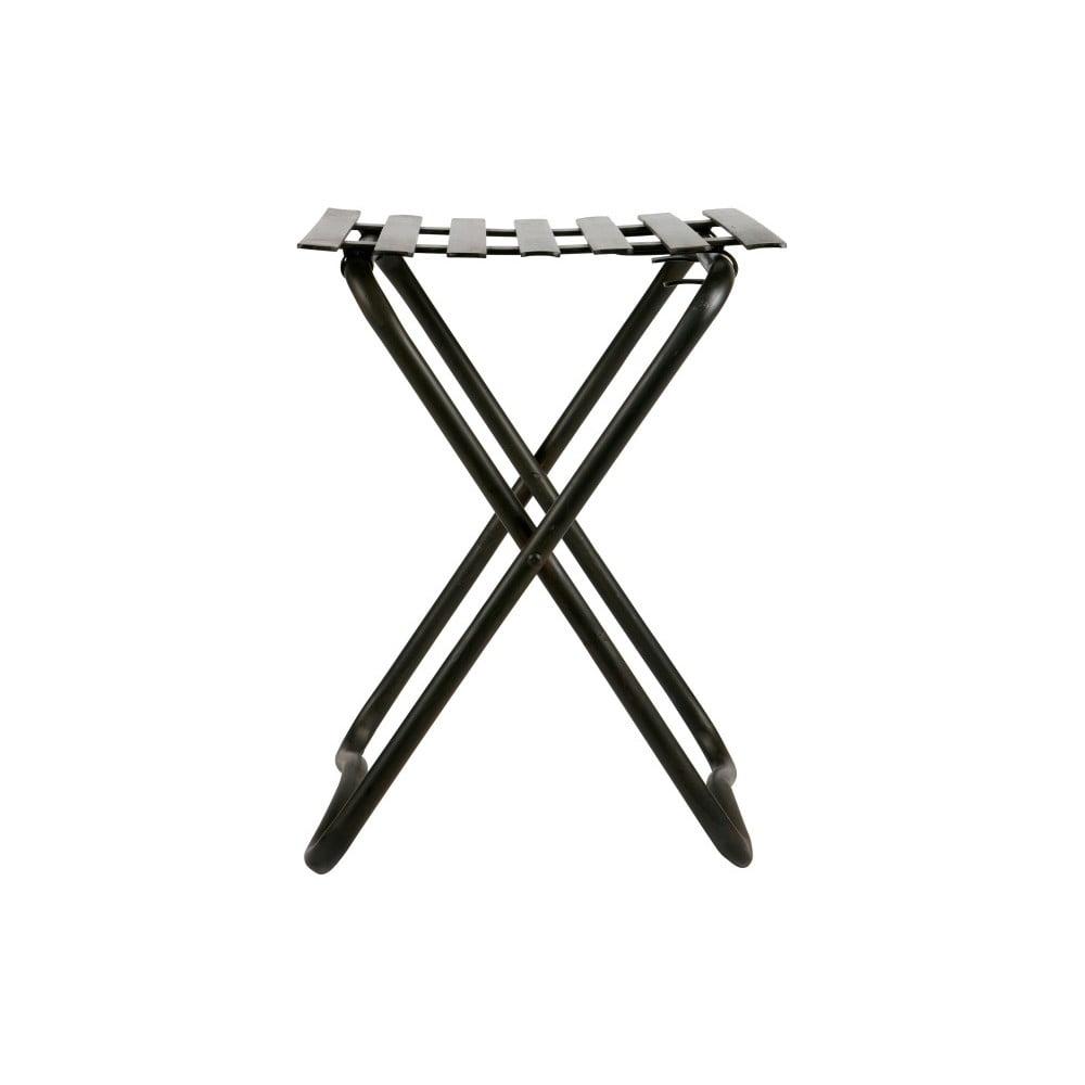 Kovový odkladací stolík De Eekhoorn Brave, výška 50 cm