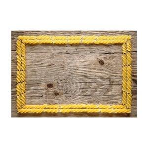 Vinylový koberec Pasta, 52x75 cm