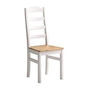 Stolička z borovicového dreva Askala Scala