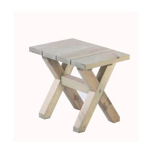 Záhradná stolička Siesta Natural, 55x35 cm