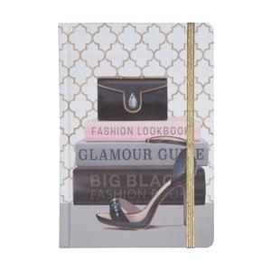 Zápisník Tri-Coastal Design Forevery Fashion