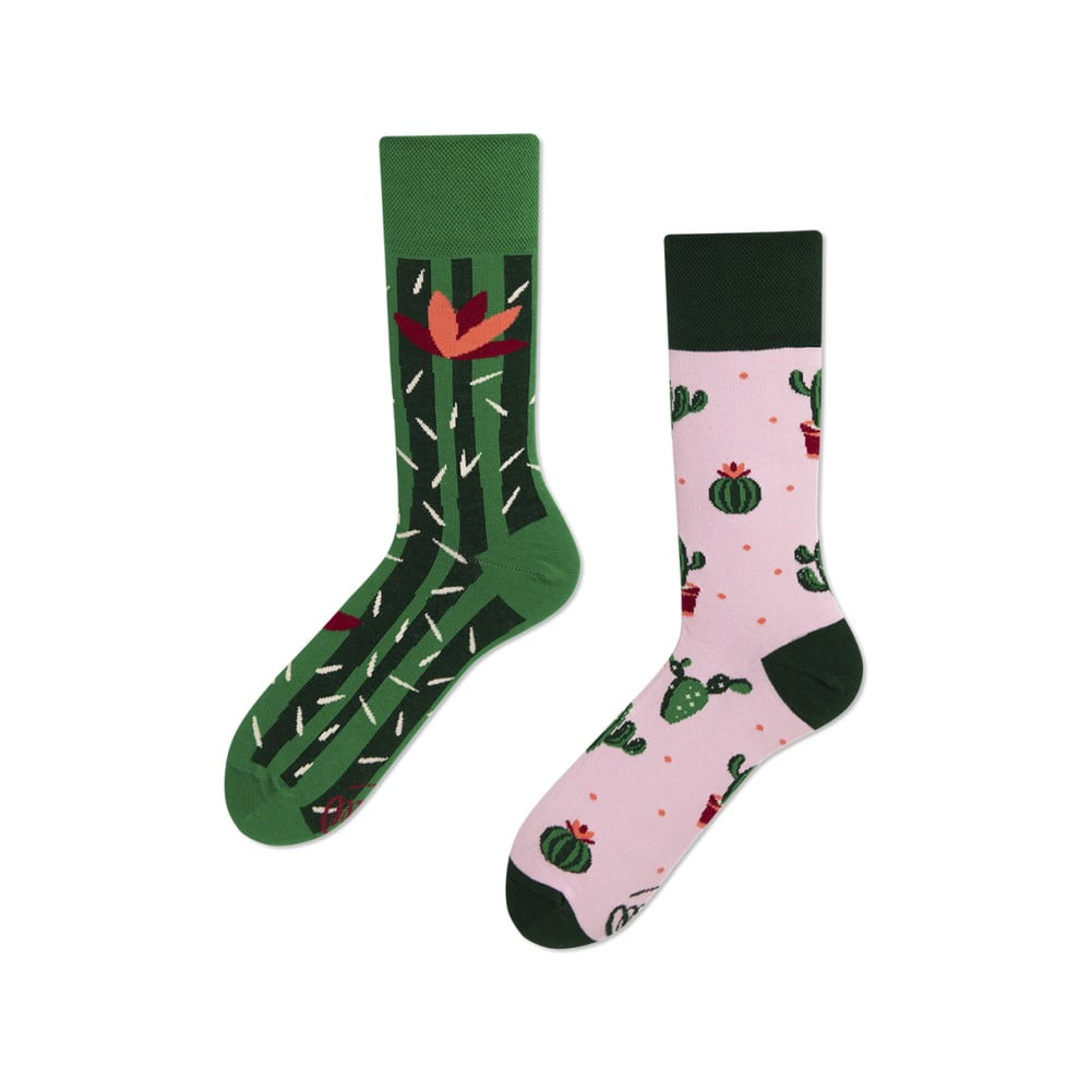 Ponožky Many Mornings Summer Cactus, veľ. 39-42