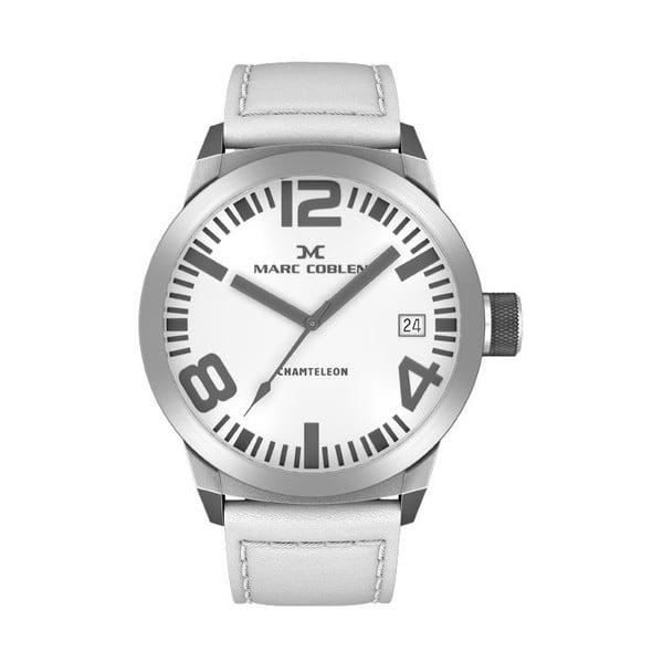 Dámske hodinky Marc Coblen s remienkom a krúžkom na ciferník naviac P77