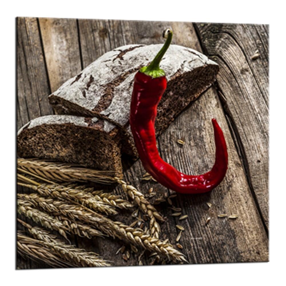 Obraz Styler Glasspik Peppers 2 C, 20 × 20 cm