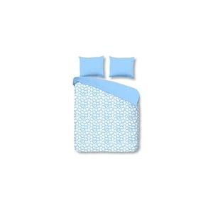 Obliečky Cells Blue, 140x200 cm