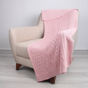 Deka Colma Pink, 130x170 cm