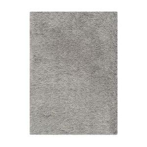 Koberec Edison Shag Grey, 60 x 91 cm