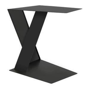 Odkladací stolík Siderietto Black