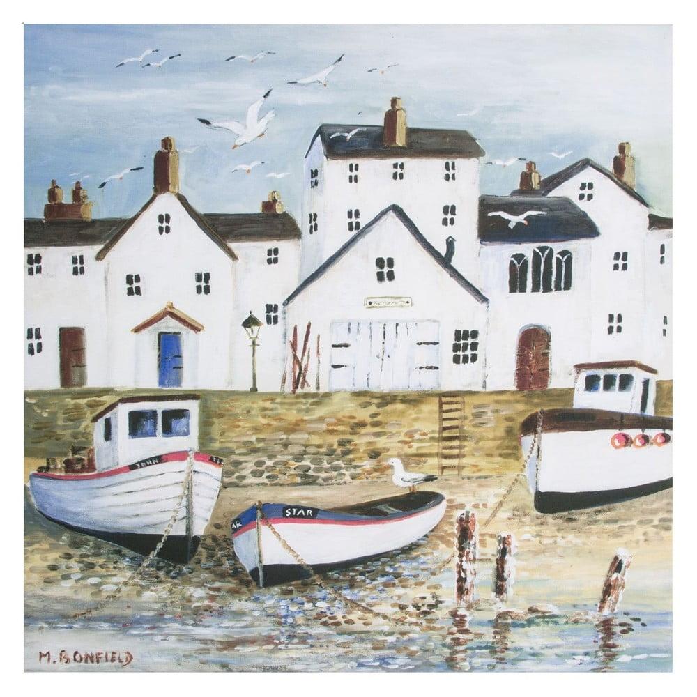 Obraz Graham & Brown Harbourside, 50 × 50 cm