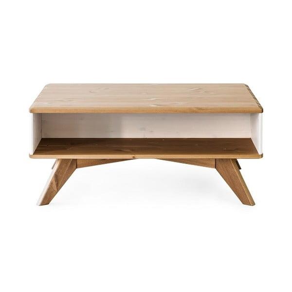Konferenčný stolík z borovicového dreva Askala Maru