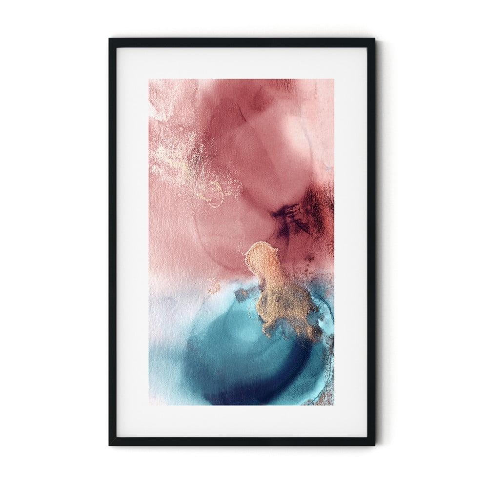Plagát v ráme Insigne Erlin, 70 x 110 cm