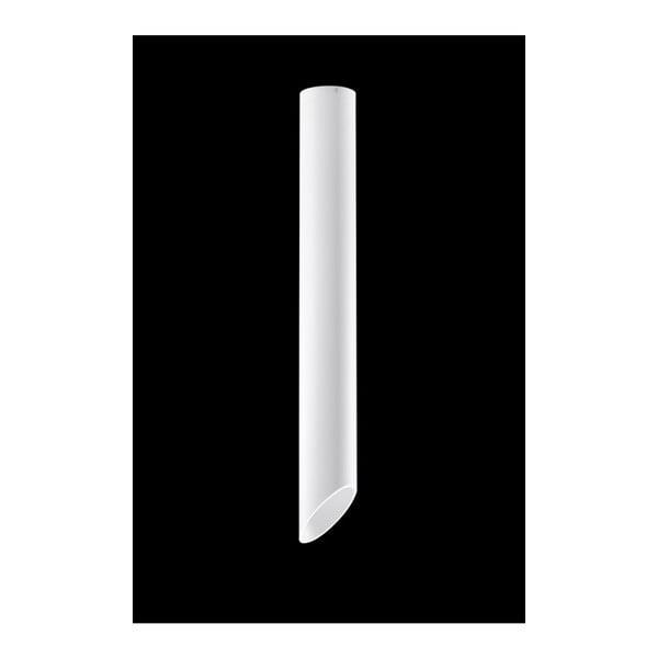 Biele stropné svetlo Nice Lamps Nixon, dĺžka 80 cm