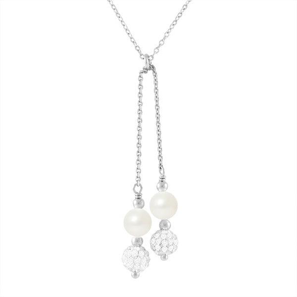 Náhrdelník s riečnymi perlami Anthousa