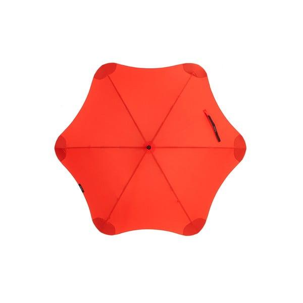 Vysoko odolný dáždnik Blunt Classic 120 cm, červený