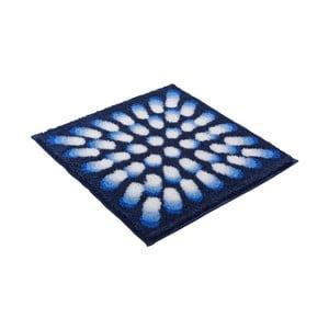 Kúpeľňová predložka Kolor My World VII 60x60 cm, modrá