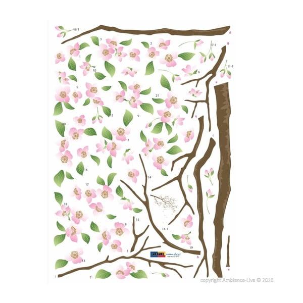 Samolepka Ambiance Cherry Blossom