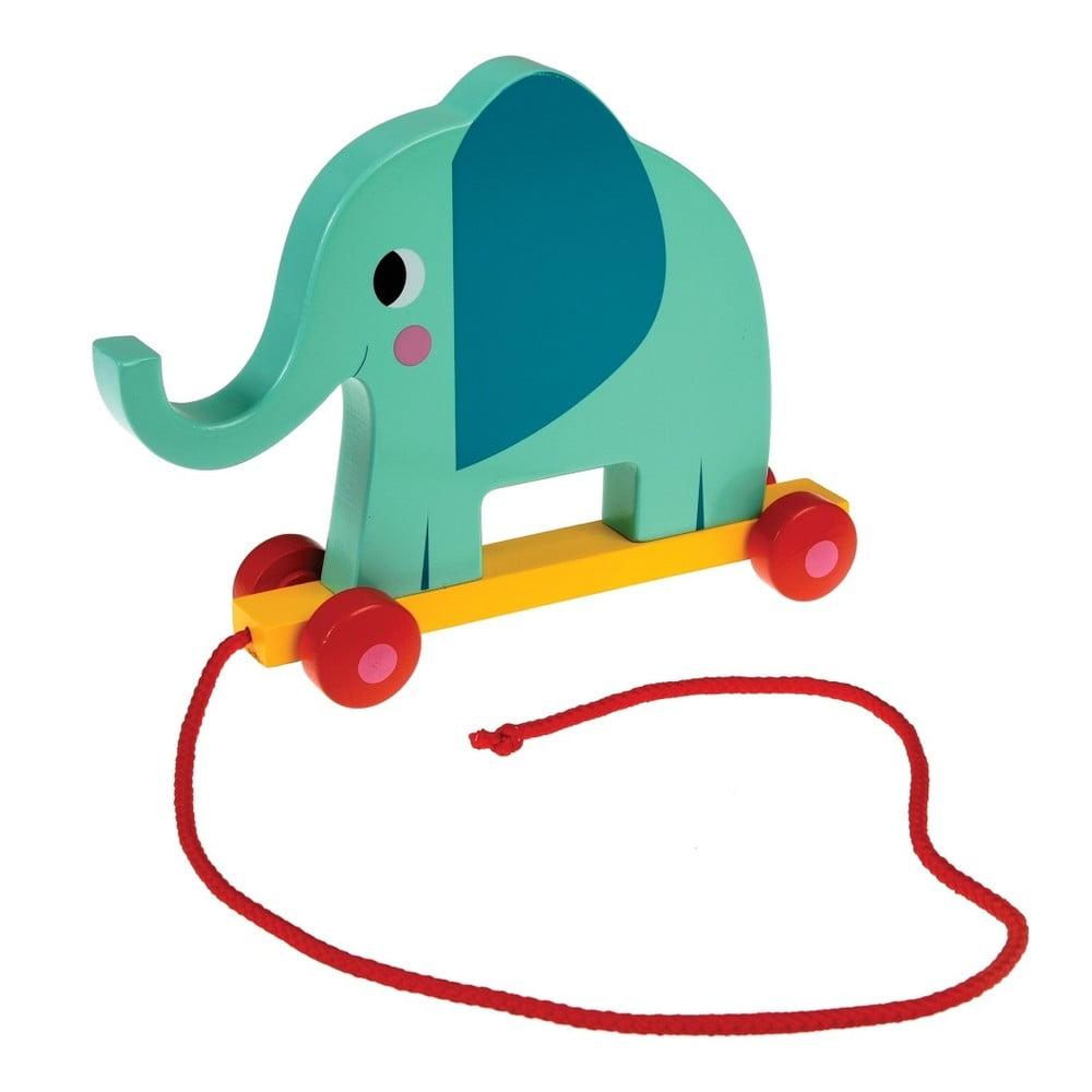 Drevená hračka Rex London Elvis The Elephant