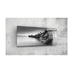 Sklenený obraz Insigne Glenn, 92×36 cm