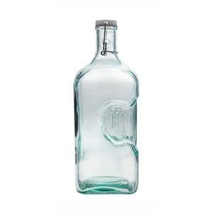 Fľaša z recyklovaného skla Ego Dekor Original, 2 l