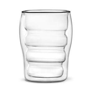 Sada 2 dvojitých pohárov Vialli Design Mia, 300ml