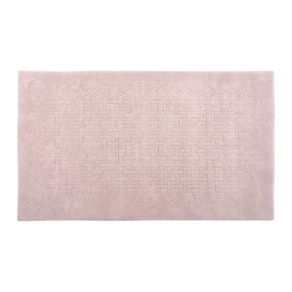 Koberec Patch 80x300 cm, fialkový