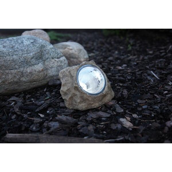 Lampáš Solar Energy Stay Stone