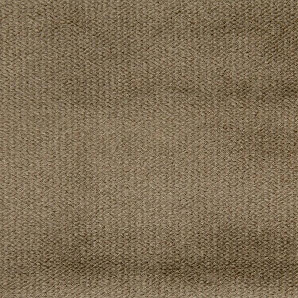 Hnedá posteľ VIVONITA Allon 160x200cm, čierne nohy