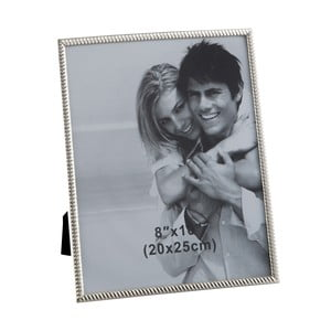 Fotorámik s kovovým rámikom Moderna, 20x26 cm