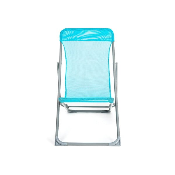 Plážové kresielko Caribic, modré