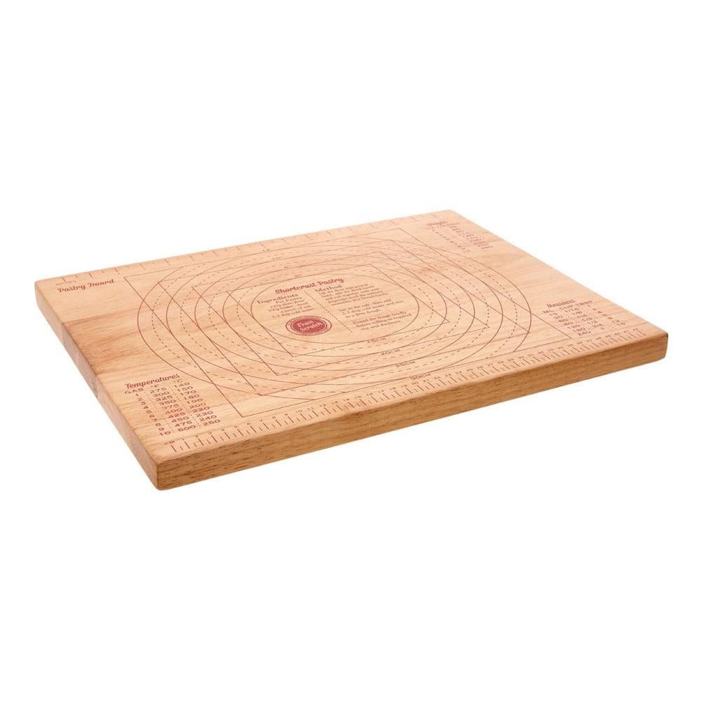 Prkénko zo dreva gumovníku Premier Housewares, 35 × 45 cm