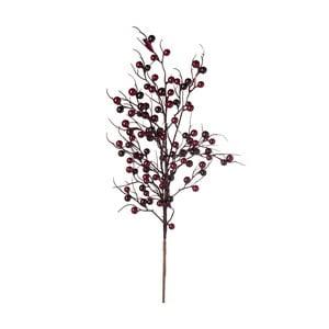 Dekorácia J-Line Berries Burgundy