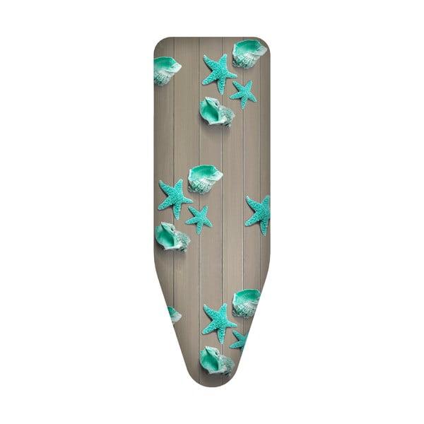 Poťah na dosku na žehlenie Colombo New Scal New Design Wood,140x55cm