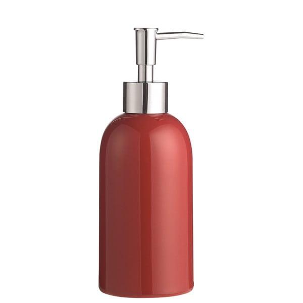 Dávkovač mydla Galzone, červený