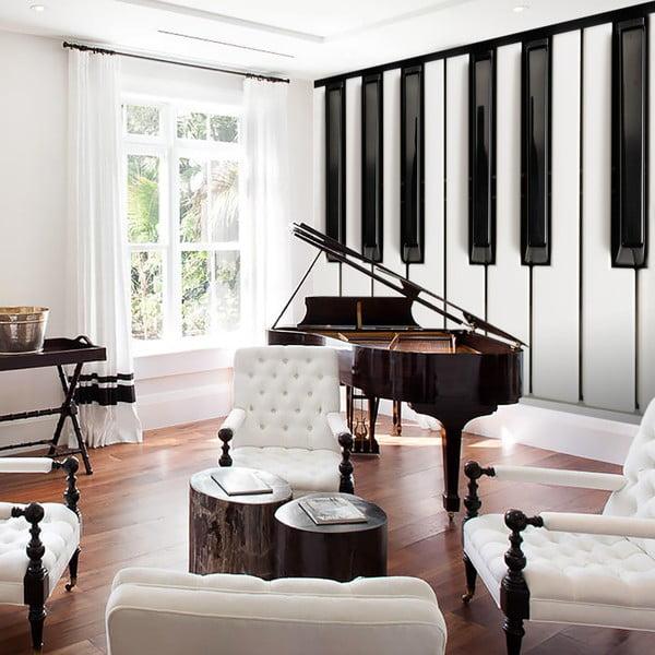 Veľkoformátová tapeta Piano, 315x232 cm