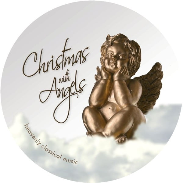 "Vianočné CD ""Christmas with Angels"""
