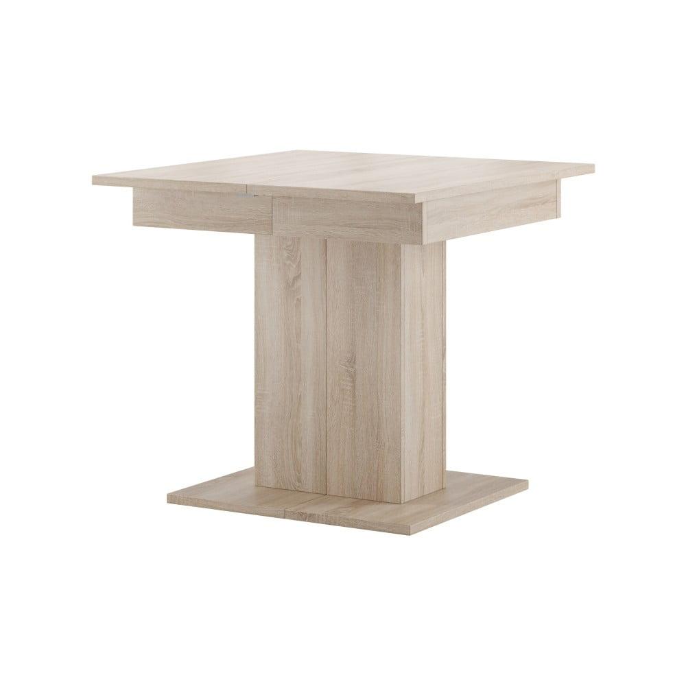 Rozkladací jedálenský stôl v dekore dubového dreva Szynaka Meble Star 5