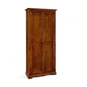 Dvojdverová drevená skriňa Castagnetti Classico