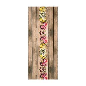 Vysokoodolný koberec Webtappeti Nature, 58 x 80 cm