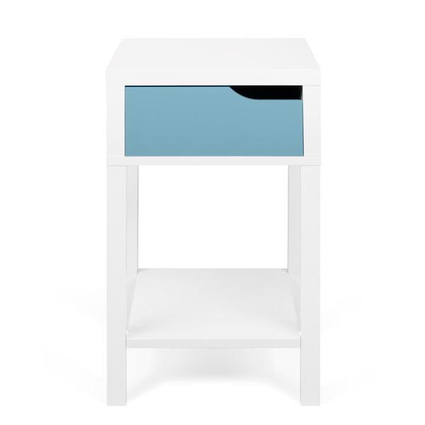 Nočný stolík Side Table Blue