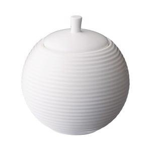 Cukornička z kostného porcelánu Flute