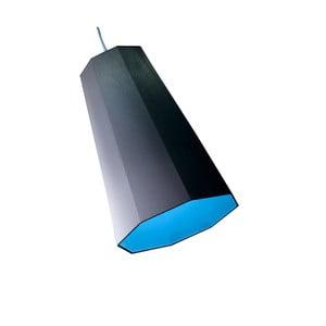 Čierno-modré stropné svietidlo Creative Lightings Otto