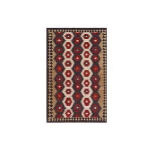Vlnený koberec Kilim No. 731, 155x240 cm