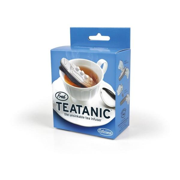 Silikónové sitko na čaj Fred Teatanic
