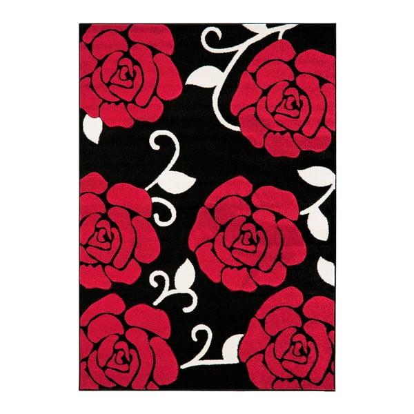 Koberec Asiatic Carpets Couture Cou Roses, 60x120 cm