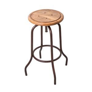 Barová stolička Antic Line Bouton, ø 36 cm