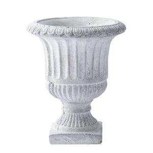Cementový kvetináč Rustic, 16 cm